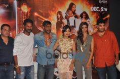 Trailer launch of Movie Action Jackson