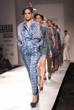 Wills India Fashion Week 2015 - Ashish And Soni