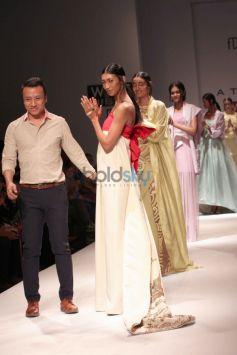 Wills India Fashion Week 2015 - ATSU