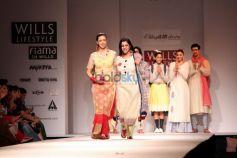 Wills India Fashion Week 2015 - Chaya Mehrotra
