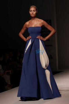 Wills India Fashion Week 2015  - Gauri And Nainika