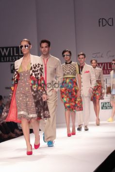 Wills India Fashion Week 2015 - Josh Goraya