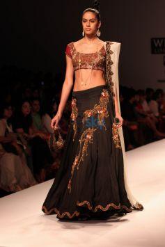 Wills India Fashion Week 2015 - Joy Mitra