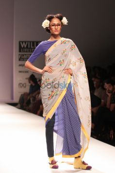 Wills India Fashion Week 2015 - Nida Mahmood