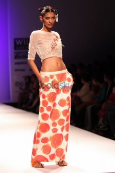 Wills India Fashion Week 2015 - Niharika Pandey