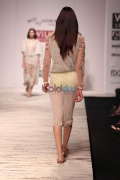 Wills India Fashion Week 2015 - Not So Serious By Pallavi Mohan