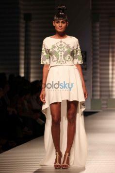 Wills India Fashion Week 2015 - Pankaj And Nidhi