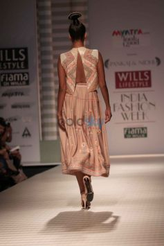 Wills India Fashion Week 2015 - Pankaj And Nidhi