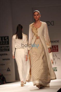 Wills India Fashion Week 2015 -  Ritu Pande
