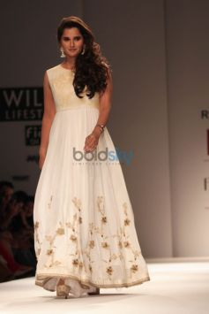 Wills India Fashion Week 2015 -  Ritu Pande