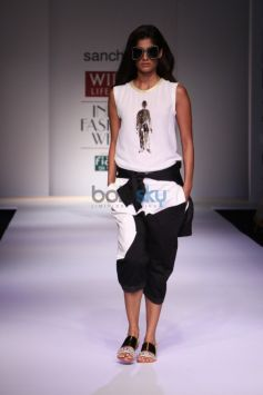 Wills India Fashion Week 2015 -  Sanchita
