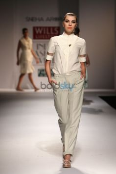 Wills India Fashion Week 2015 -  Sneha Arora