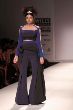 Wills India Fashion Week - Alpana And Neeraj