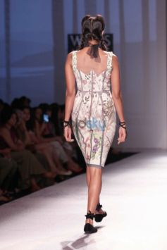 Wills India Fashion Week - Paras And Shalini