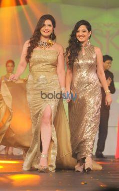 Zarine Khan And Amy Billimoria