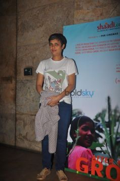Aamir Khan And Kiran Rao Hosted Special Screening Of Documentary Film 'After My Gard