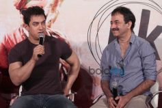 Aamir Khan And Raju Hirani