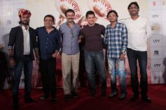 Aamir Khan At Song Launch Of 'Pk'