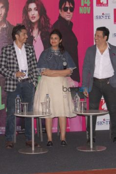 Ali Zafar, Parineeti Chopra And Ranveer Singh