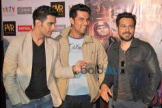 Angad Bedi, Randeep Hooda, Emraan Hashmi