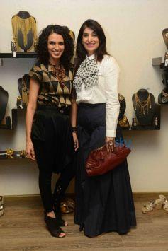 Aparna Badlani And Amina Rahimtoola