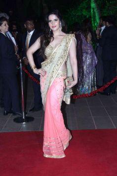Arpita Khan's Wedding Reception