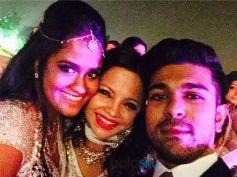 Arpita Khan With Ram Charan Tej
