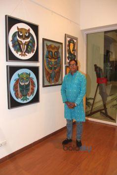 Artist Tarun Banerjee