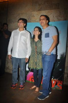 Bollywood Actor Aamir Khan And Kiran Rao Hosted Special Screening Of Documentary Film 'After My Gard