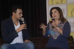 Cyrus Sahukar And Farah Khan