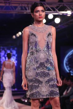 Designer Rocky Star Show at Blenders Pride Fashion Tour 2014