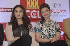 Huma Qureshi And Kajal Agarwal
