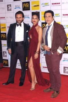 Ileana D'Cruz, Saif Ali Khan And Govinda