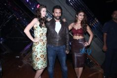 Kalki Koechlin, Saif Ali Khan And Ileand D'Cruz