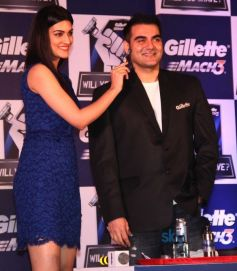 Kriti Sanon And Arbaaz Khan