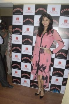 Launch Of Rising Star Magazine Cover