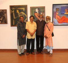 Malay Chandan Saha, Prithvi Soni and Samir Saha
