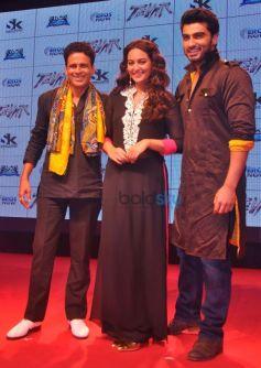 Manoj Bajpayee, Sonakshi Sinha And Arjun Kapoor