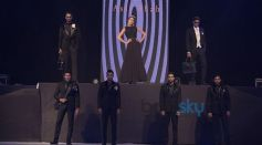 Models Walk The Ramp For  'Asif Shah Couture 2014' Fashion Show
