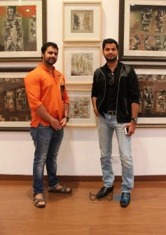 Mudasir Ali and Prashantt Guptha