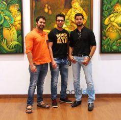 Mudasir Ali, Sanjay Gagnani and Prashantt Guptha