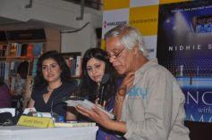 Nidhie Sharma, Amrita Singh And Sudhir Mishra