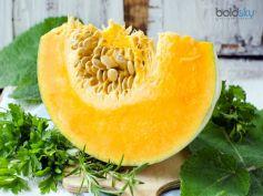 Orange Colour Fauits And Vegetables