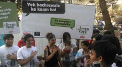 Parle Products Litter Free Campaign