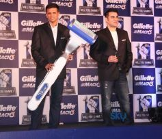 Rahul Dravid And Arbaaz Khan