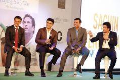 Rahul Dravid, Sourav Ganguli, VVS Laxman And Sachin Tendulkar