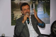 Rajkumar Hirani Talks At The Presentation Of Film PK In Bruges