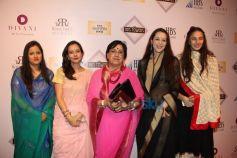 Rajkumari Rajni Kumari Wakaner With Family
