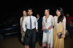 Ram Charan Tej And Sania Mirza