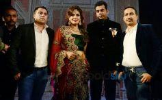 Raveena Tandon Showstopper At 'Asif Shah Couture 2014' Fashion Show